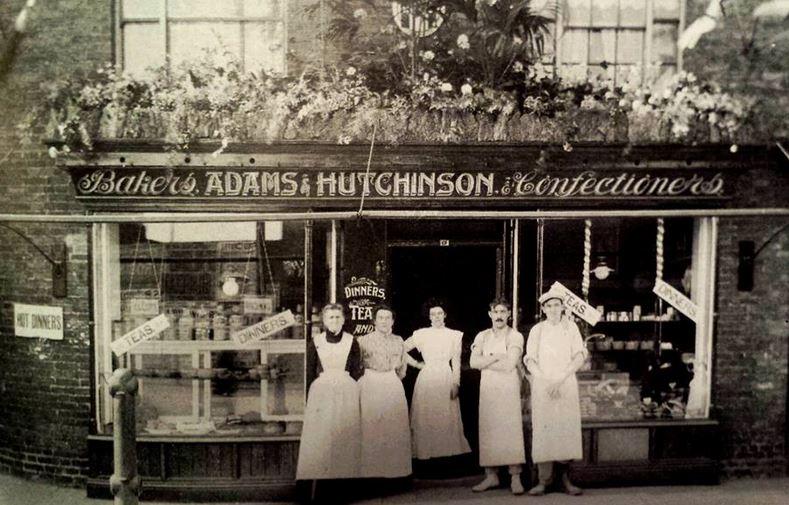 Adams & Hutchinson Bakers, Spalding