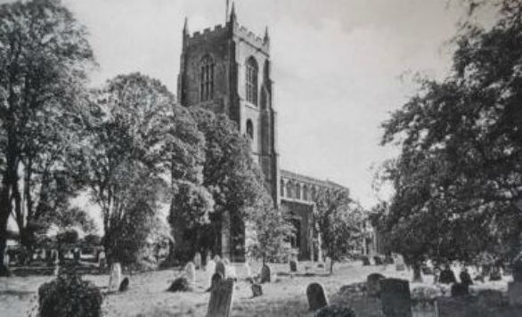Pinchbeck Church
