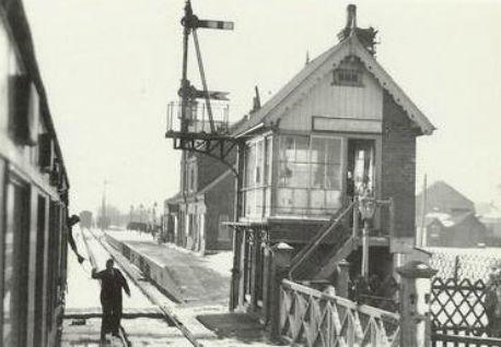Holbeach Railway Station