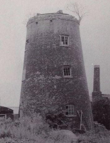 Sutton St James Mill  1972
