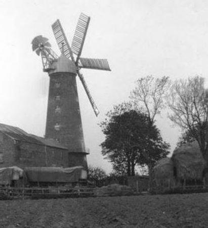 Gedney Dyke Mill  1932