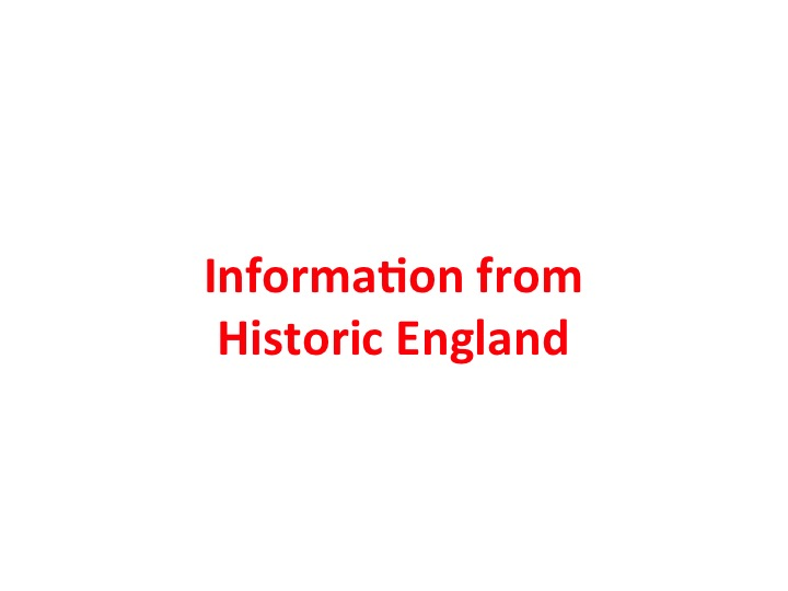 Images of Weston and Wykeham from Historic England