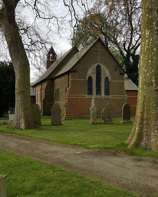 The Church of St Luke the Evangelist, Holbeach Hurn, Lincolnshire