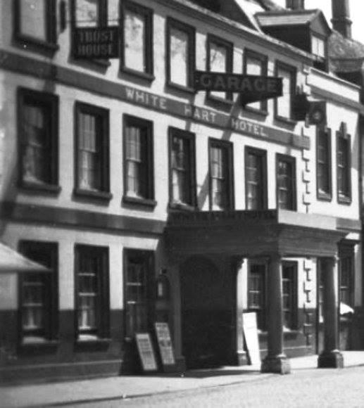 White Hart Hotel, Market Place Spalding