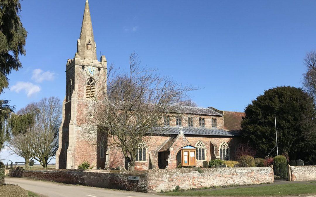 The Parish Church Of St. Nicholas, Lutton