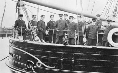 Long Sutton's proud naval history