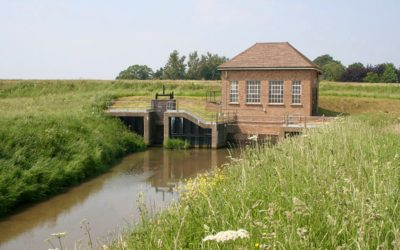 History of South Holland IDB