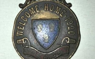 Spalding Tribute Medal