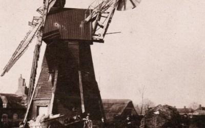 Series of photos featuring Locks Mill – Spalding