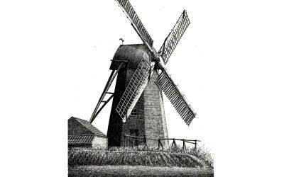 Luton Gowts Windmill
