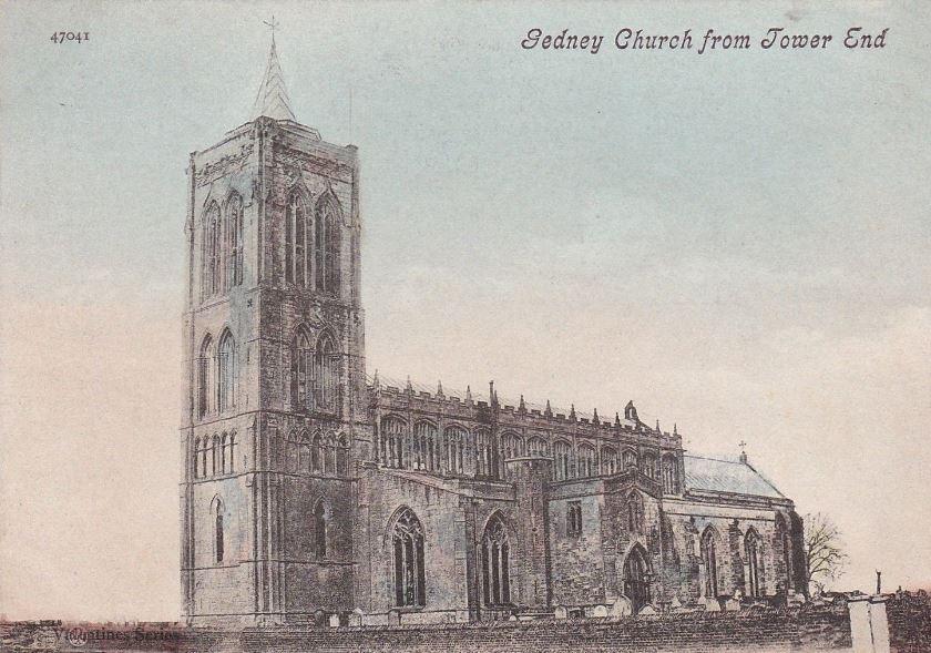 Gedney Church