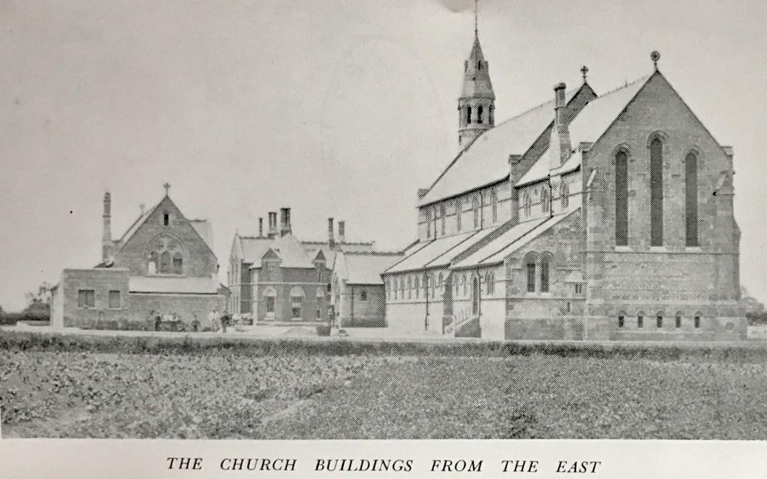The Parish Church of St John Baptist Spalding