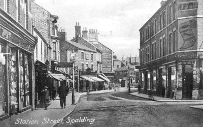 Station Street – Spalding