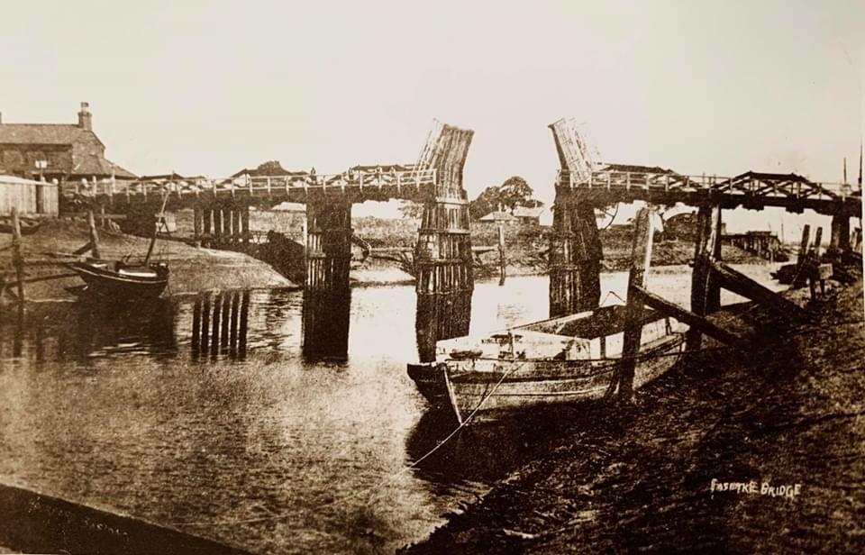 Fosdyke Bridge