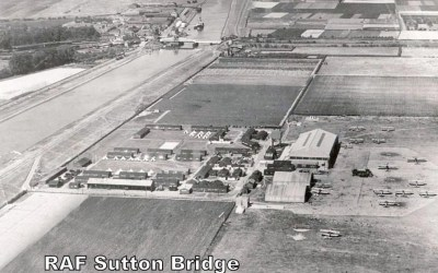 RAF Sutton Bridge
