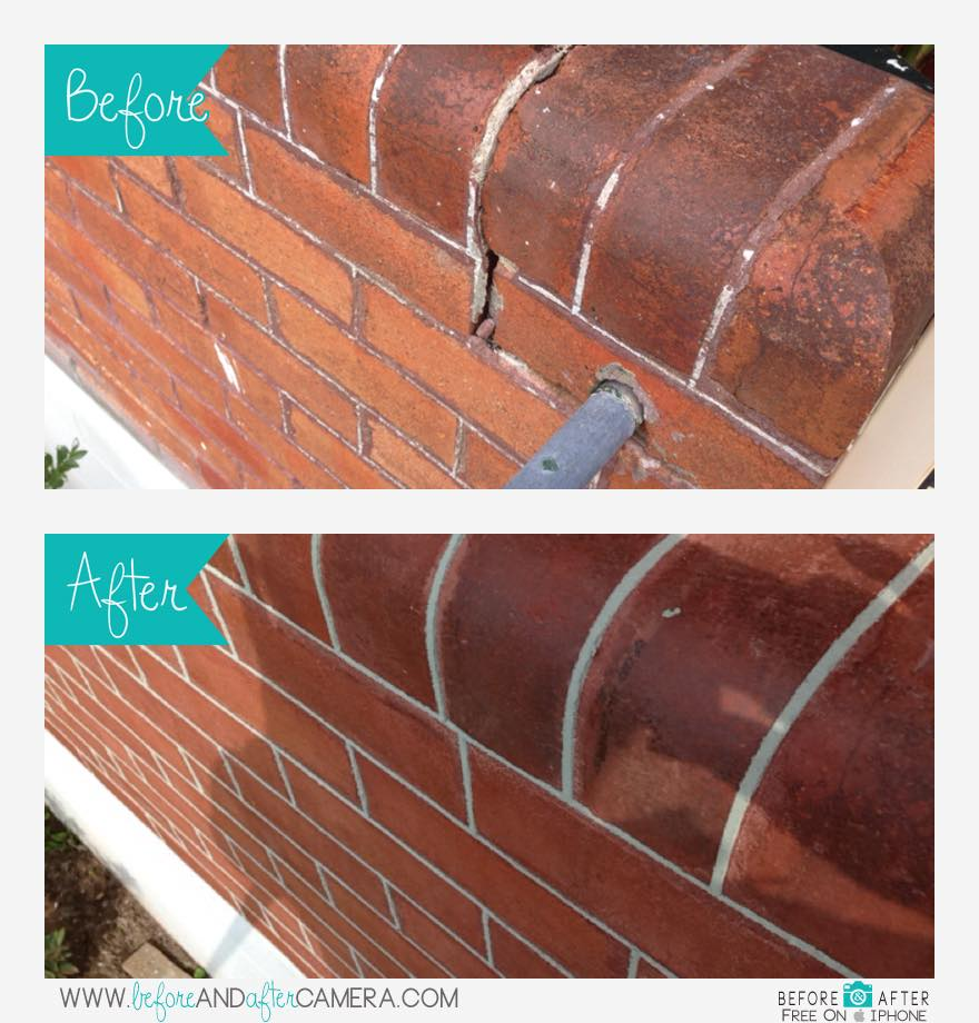 Repointing Newcastle