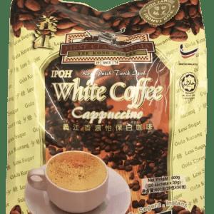 3in1 white coffee cappucino