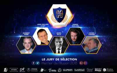 Jury de sélection du concours