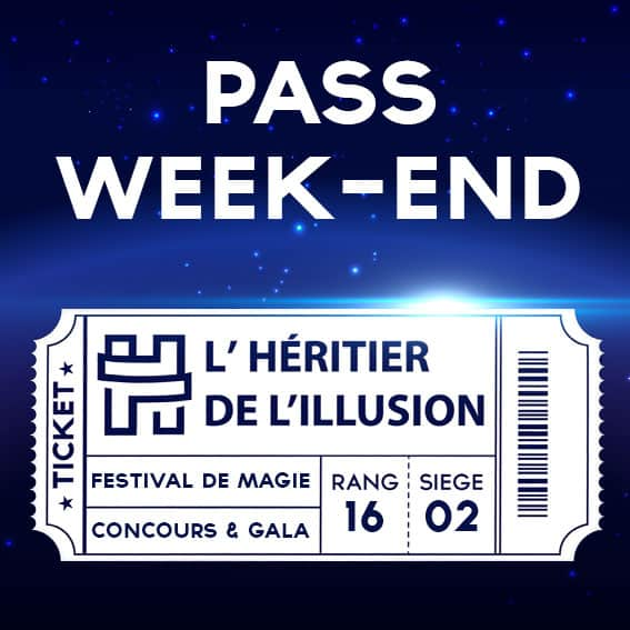 PASS WEEK-END BILLETTERIE ABLIS
