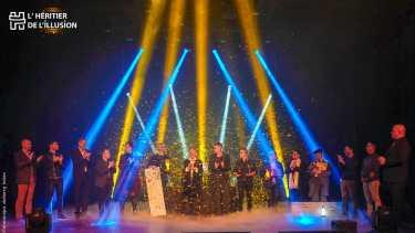 final spectacle heritier illusion festival paris
