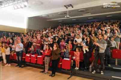 standing ovation heritier illusion