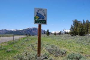 Beartooth highway 1