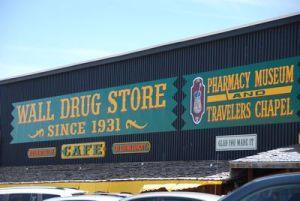 Drugstore Wall
