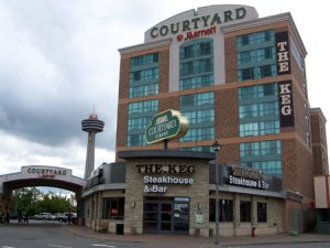 Niagara falls Courtyard Hotel by Marriott