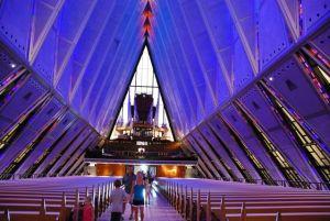 the chapel binnen