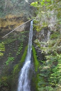 Marymere Fall