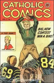 HLS EFS CSC Catholic Comics