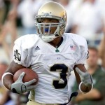 Notre Dame Wide Receiver Arnaz Battle