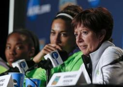 Notre Dame Women's Basketball: No Blood No Foul