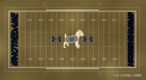"""Friday Roundup: The """"Rejected Notre Dame FieldTurf Proposal"""" Edition"""