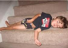 HLS EFS CSC Sleeping Child
