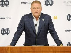 Brian Kelly Could Become ND's Longest Tenured Coach
