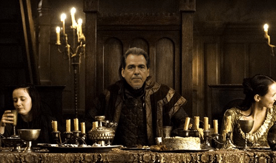 Nick Saban as Walder Frey