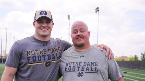 One of the greatest guys I've been blessed to meet, Joe Schmidt