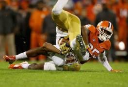 Notre Dame Football vs. Clemson Highlights 2015: ND 22 – Clemson 24