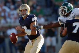 Brady Quinn: Start Malik Zaire At QB