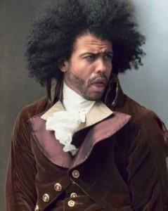 Daveed Diggs as Thomas Jefferson