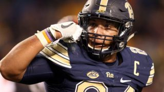 Pittsburgh Panthers running back James Conner / Charles LeClaire - USA TODAY Sports
