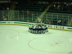 ND Hockey Weekend Recap: Sacred Heart vs Notre Dame