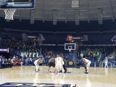 ND Men's Basketball: A Final Tune-Up Versus Cardinal Stritch
