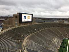 Notre Dame vs Navy: A Game Of Respect