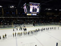ND Hockey: It's Not About The Streak; It's About Getting Better
