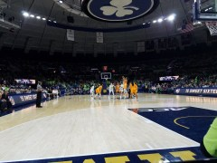 ND Women's Basketball: 37 Point Swing To Victory