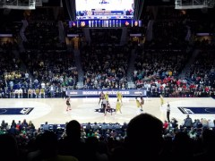 Notre Dame and Louisville Basketball: 40 Minutes is Never Enough!