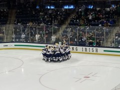 Notre Dame Hockey:  ND To The B1G Championship