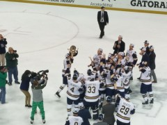 Notre Dame Hockey: B1G Conference Champions